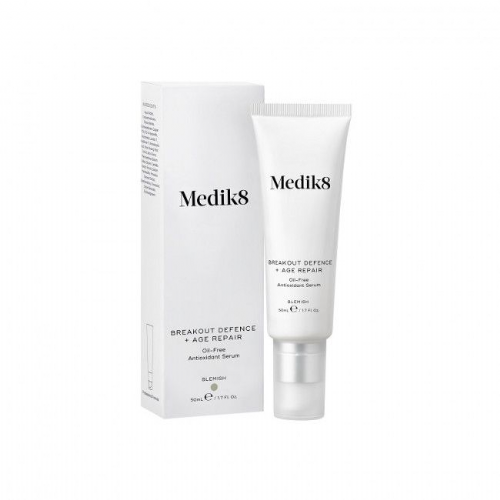 Medik8 Breakout Defence and Age Repair 30ml